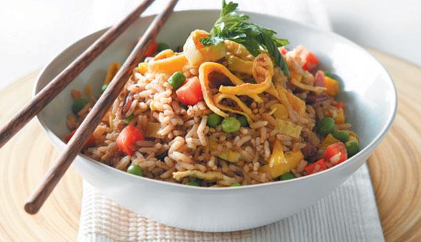 Quick Amp Easy Fried Rice